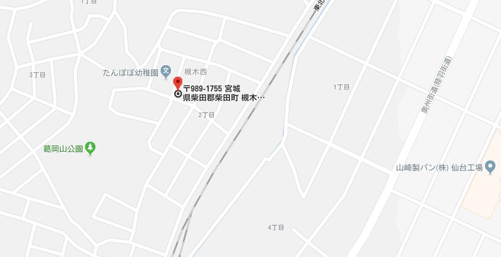 10岩崎邸 地図